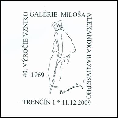 40. výročie Galérie M. A. Bazovského