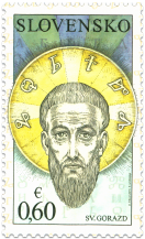 Seven Saints: St. Gorazd