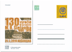 130th Anniversary of M. R. Štefánik