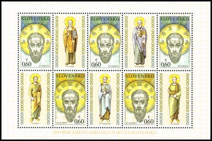 Sv. Sedempočetníci: Sv. Kliment