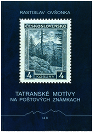 Tatras on postage stamps