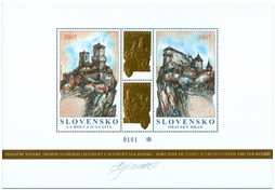 Engraving - Joint Issue with San Marino