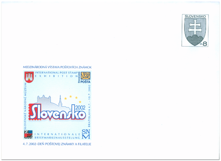 Slovensko 2002, Deň poštovej známky a filatelie