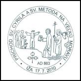 Príchod sv. Cyrila a sv. Metoda na Veľkú Moravu