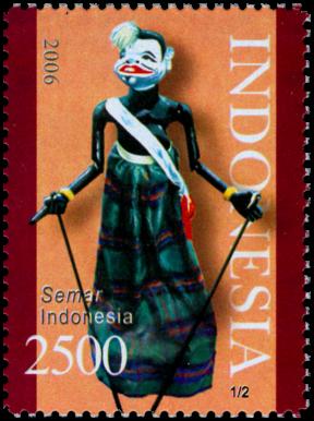 Semar - Indonézske vydanie
