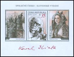Spoločné vydanie SR - ČR,  Karol Plicka
