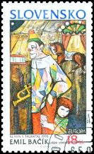 EUROPA: Cirkus - Emil Bačík