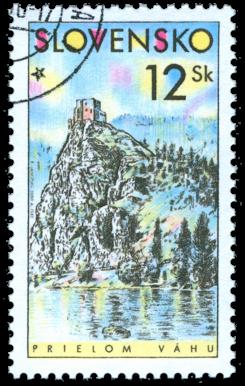 Splendours of our Homeland - The Váh gap
