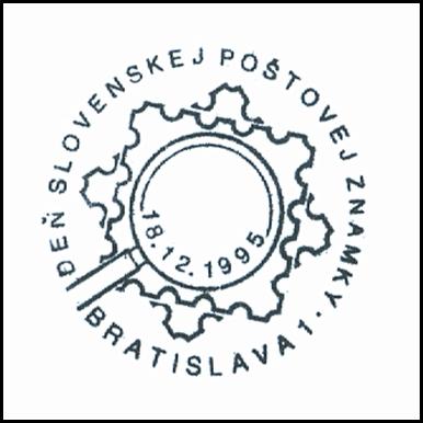 """""""Deň slovenskej poštovej známky"""""""