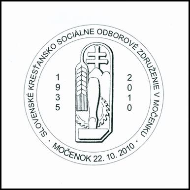 Slovenské kresťansko sociálne odborové združenie v Močenku