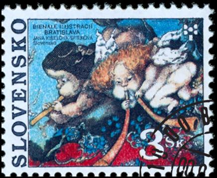 Bienále ilustrácií Bratislava 1997