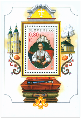 Osobnosti: Žofia Bosniaková (1609 - 1644)