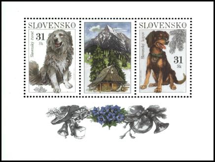 Ochrana prírody - Slovenský čuvač
