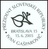 Prezident Slovenskej Republiky Ivan Gašparovič