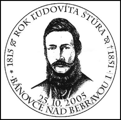 1815 Rok Ľudovíta Štúra 1851