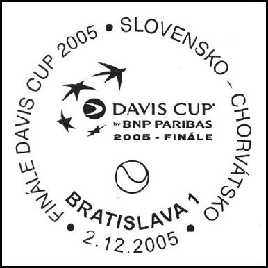 Finále Davis Cup 2005, Slovensko - Chorvátsko