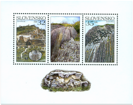 Geological Locality Šomoška