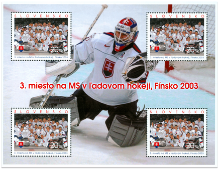 3rd Place on World Championship, Finland 2003