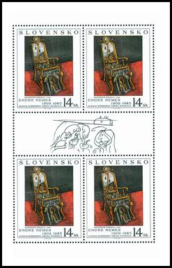 Art - Endre Nemes: Baroque Chair