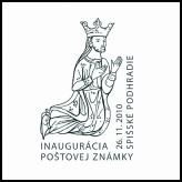 Inaugurácia poštovej známky Umenie: Gotická nástenná maľba
