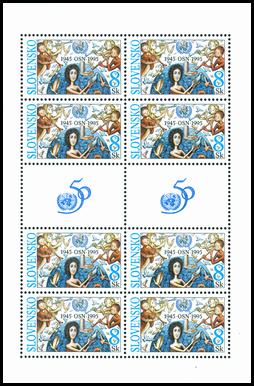 50. výročie založenia OSN