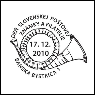 Deň slovenskej poštovej známky a filatelie 2010