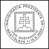 Inaugurácia prezidenta SR Ivan Gašparovič