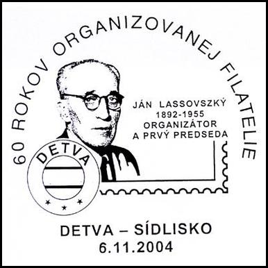 60 rokov organizovanej filatelie