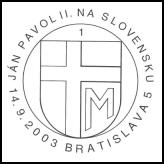 Ján Pavol II. na Slovensku