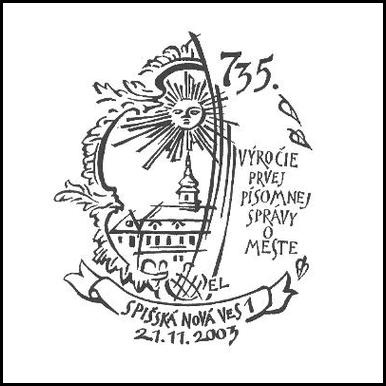 735. výročie prvej písomnej správy o meste