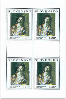 Umenie: Ján Mudroch (1909 - 1968)
