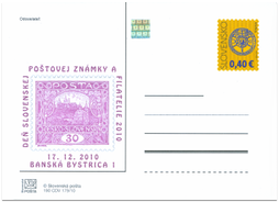 The Day of Slovak Postal Stamp and Philately 2010