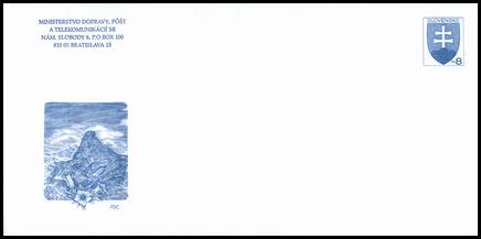 Slovenský štátny znak (MDPT SR)