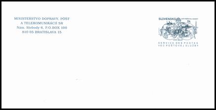 Postage Stamp Day - Jozef Baláž (MDPT SR