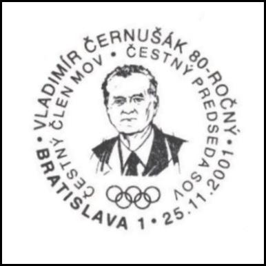 Vladimír Černušák 80 - ročný