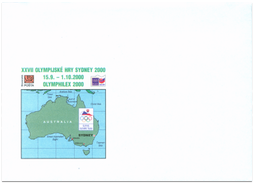 NCOB/27th Olympic Games Sydney 2000
