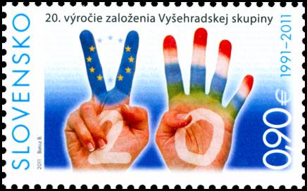 20. výročie založenia Vyšehradskej skupiny