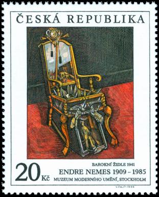 Endre Nemes - České vydanie