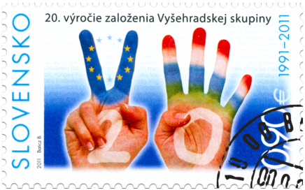 20th Anniversary of the Foundation of the Visegrad Group