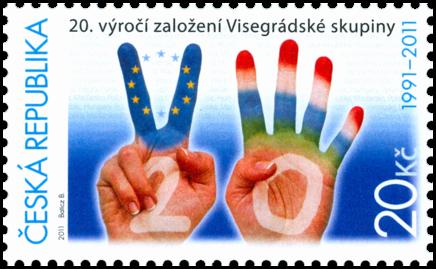 20. výročie založenia Vyšehradskej skupiny (CZ)