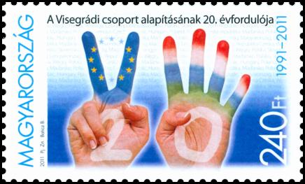 20. výročie založenia Vyšehradskej skupiny (HU)