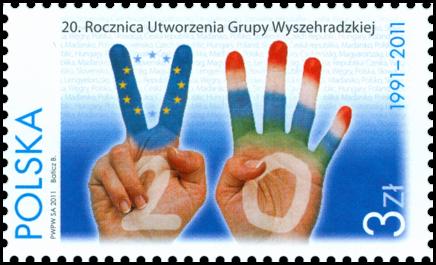 20. výročie založenia Vyšehradskej skupiny (PL)