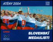 OH Atény 2004 - Slovenskí medailisti