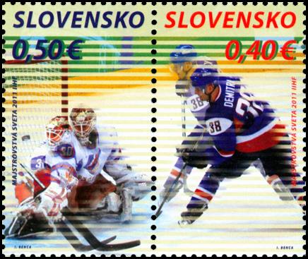 Sport: Ice Hockey World Championship 2011