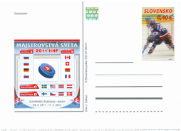 Sport: Ice Hockey World Championship 2011 with surcharge