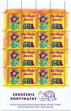 Children´s Stamp - Stamp with personalized coupon