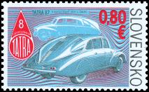 Veteran Motor Cars – Aerodynamic Tatra 87