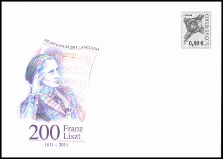 200. výročie narodenia Franza Liszta