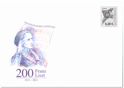 200th. Anniversary of the Birth of Franz Liszt