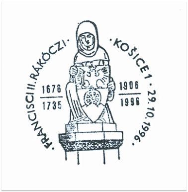 """Francisci II. Rákocsy 1676-1735/1906-1996"""